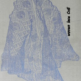 (3) : woven lace